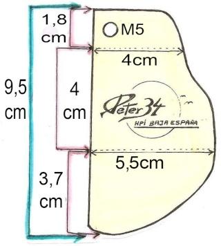 Protectores de palieres, capuchones y rodamientos traseros en aluminio Fotoco12