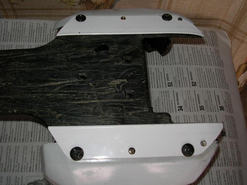 Reparación de bajos Sany0023