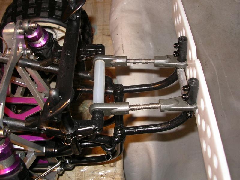 Bumper trasero super económico para baja 5t Sany0210