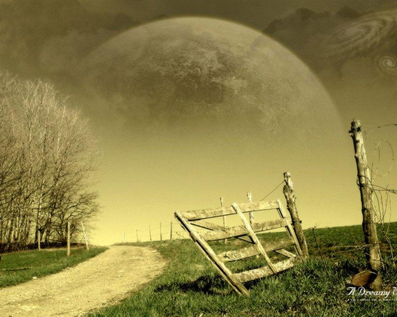 Dreamy world 1110