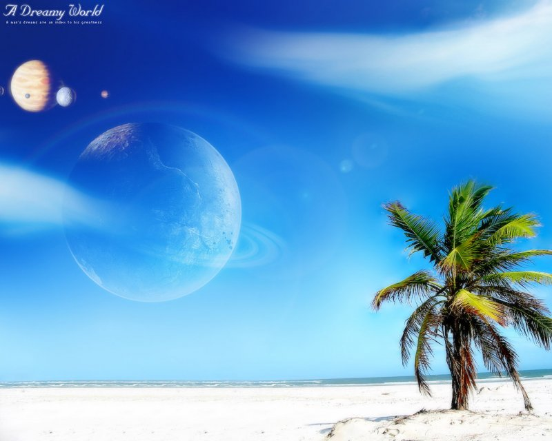 Dreamy world 212