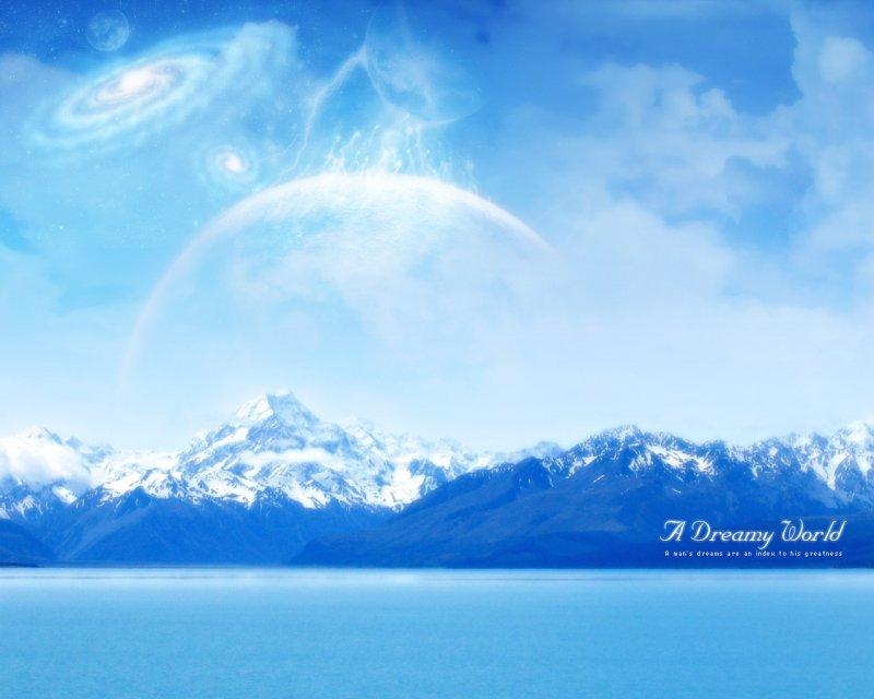 Dreamy world 2210