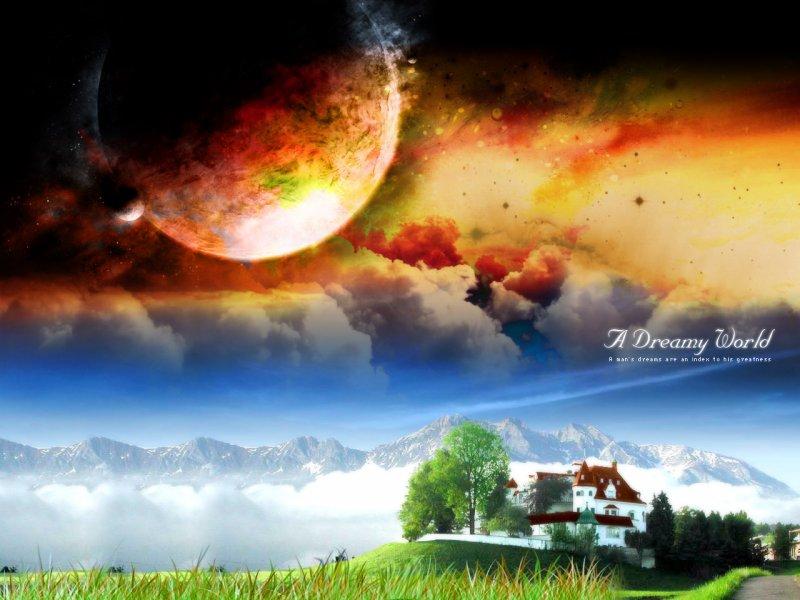 Dreamy world 2310