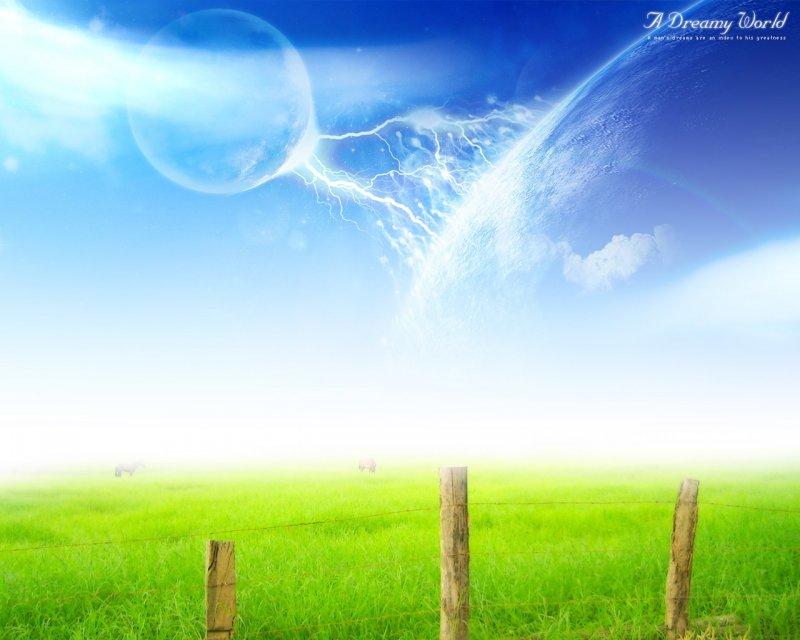 Dreamy world 2510
