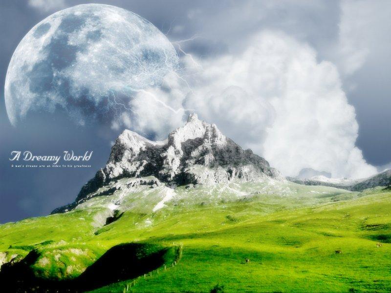 Dreamy world 2910