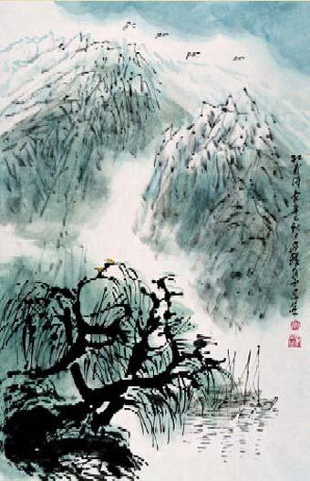 Phong Hoa Tuyết Nguyệt - 4 CD hoà tấu 610