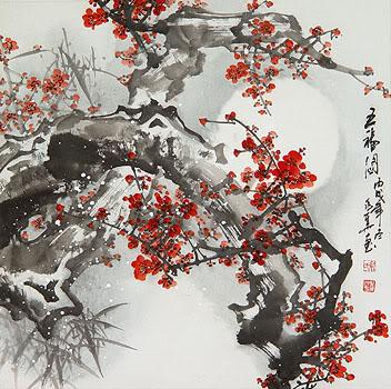 Phong Hoa Tuyết Nguyệt - 4 CD hoà tấu 6110