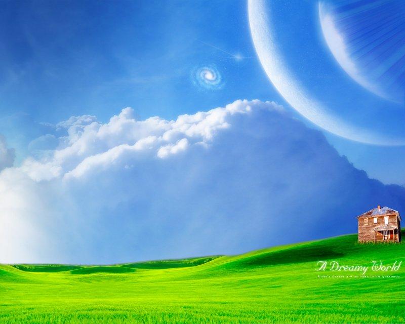 Dreamy world 612