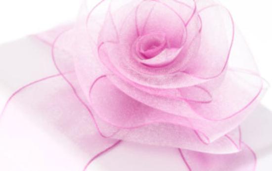 Làm nơ hoa hồng Bevfab13