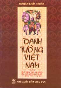 Danh tướng Việt Nam 4 - Nguyễn Khắc Thuần Danhtu10