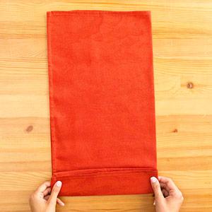 Gấp khăn ăn đẹp cho bàn tiệc Ss_10129
