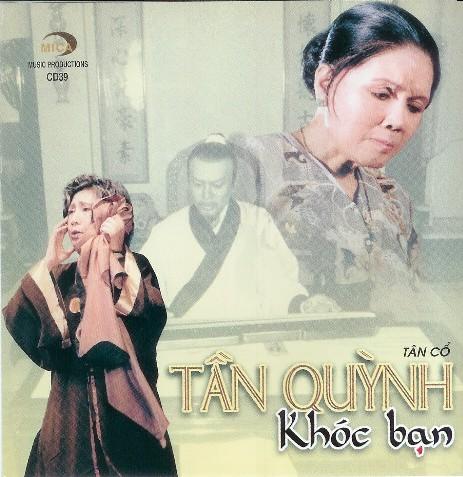 Tần Quỳnh Khóc Bạn - CD Vọng Cổ Tan_qu10