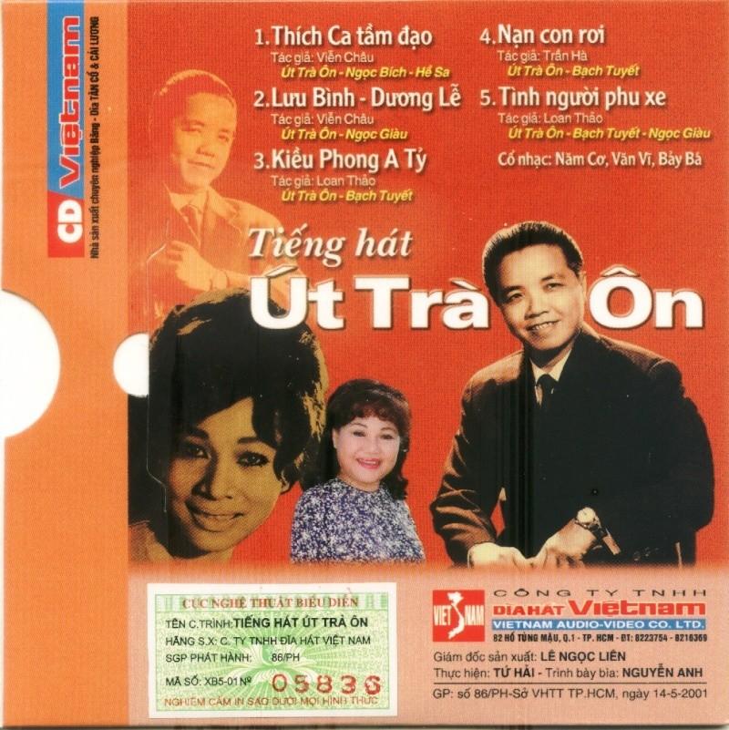 Tiếng hát Út Trà Ôn - CD vọng cổ Tieng_11