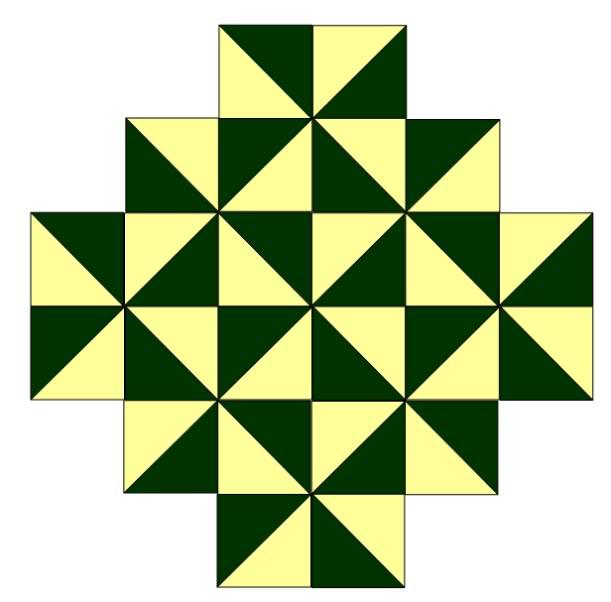 Bao nhiêu tam giác ? Triang10