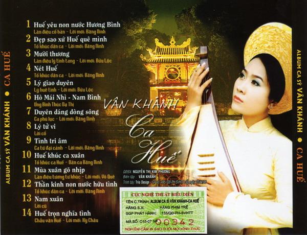 Ca Huế - Vân Khánh Van_kh12