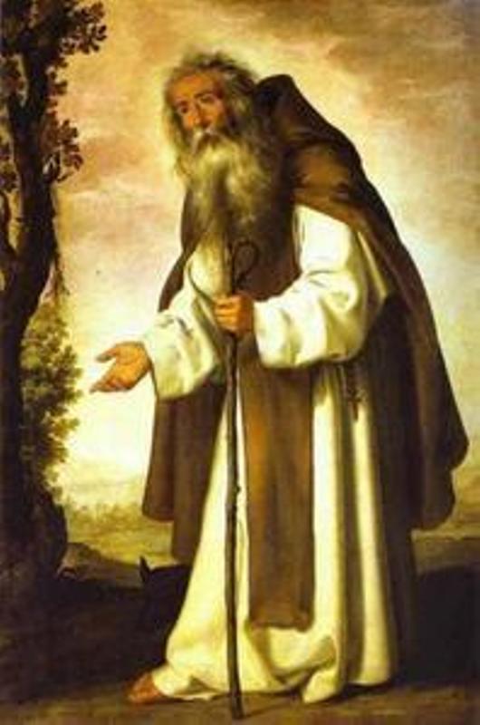 Saint Antoine (l'ermite) 125