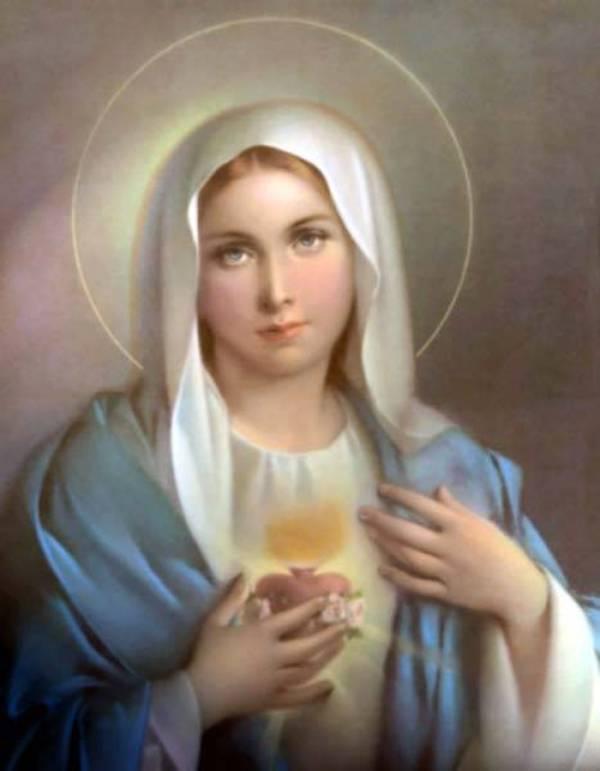 fête du Coeur très pur de Marie (samedi dans l'octave du Sacré Coeur) 160