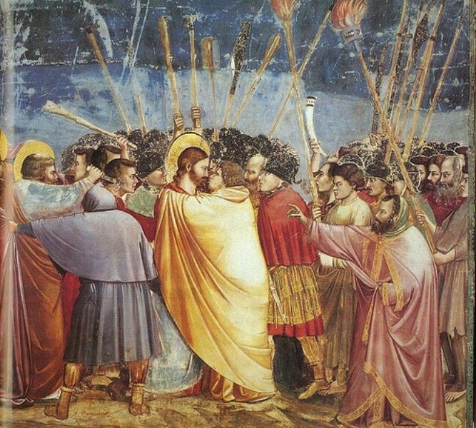La Passion en image - Page 6 Judas10