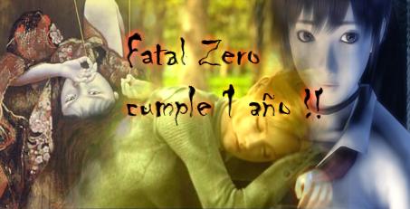 Fatal Zero - Fatal Zero Cumple10