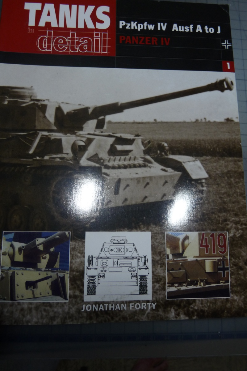 [desert fox] Panzer IV ausf D : breakfast in Afrika Livre_10