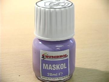 technique pour un camouflage Maskol11