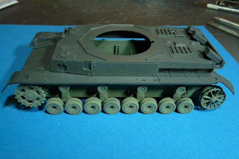 [desert fox] Panzer IV ausf D : breakfast in Afrika Partie11