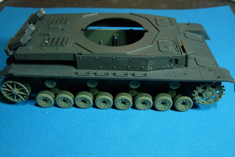 [desert fox] Panzer IV ausf D : breakfast in Afrika Partie12