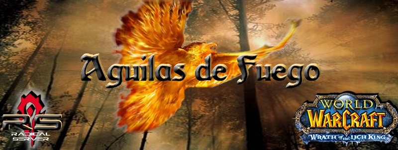 Aguilas de Fuego