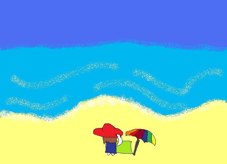 My paint art. The_ba10