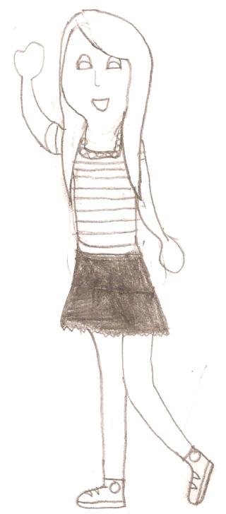 Real Life drawings Drawin23