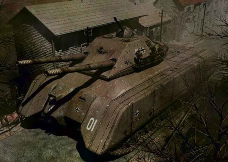 Ratte tank Ratte310