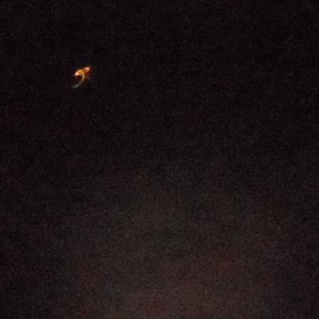 2010: Le 30/01 à 19h45 - Observation importante a huy - (Belgique)  Boule_12