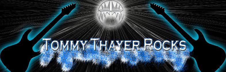 Tommy Thayer  Rocks
