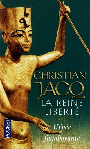La Reine Liberté : L'Epée flamboyante // Queen Liberty : The Flaming Sword Jacq_l11