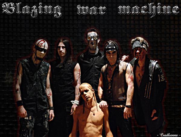 BLAZING WAR MACHINE L_a24c10