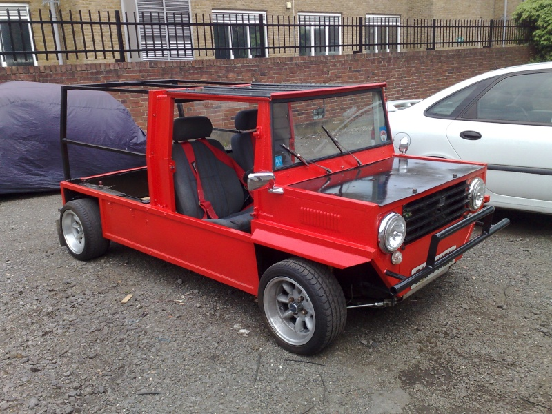 My MK2 ongoing project 31052013