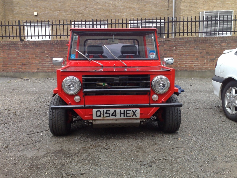 My MK2 ongoing project 31052014