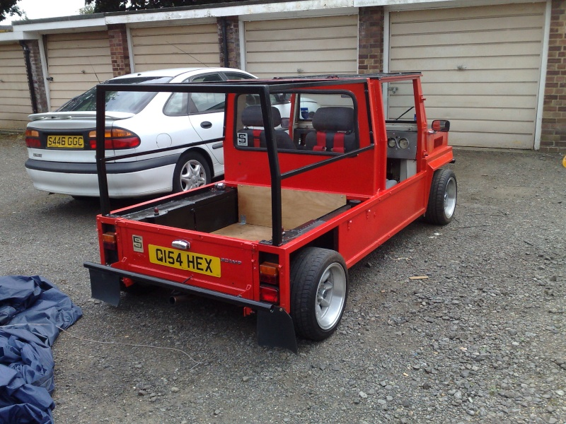 My MK2 ongoing project 31052015