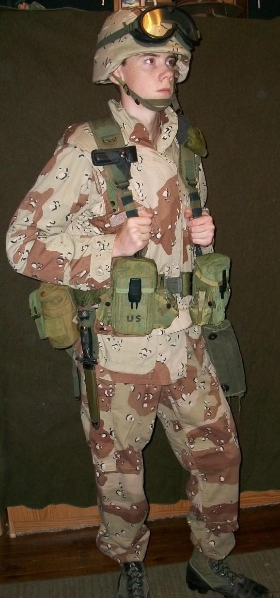 Desert Shield/Storm set up, Seeking input from Vets Goodeo11