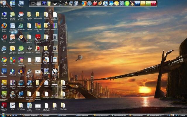 Desktop screenshots Febuar10