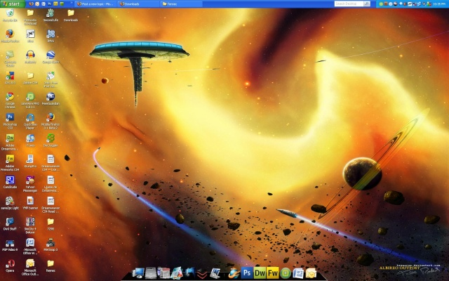 Desktop screenshots My_des10