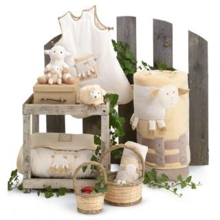 Chambre bébé : thème moutons - Premières photos P4 Ambian10