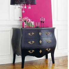 (liens de mobilier) chambre baroque Epoque11