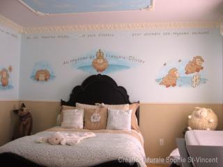 Chambre bébé : thème moutons - Premières photos P4 Monton10