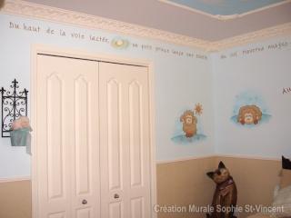 Chambre bébé : thème moutons - Premières photos P4 Monton12
