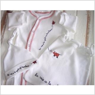 Chambre bébé : thème moutons - Premières photos P4 Produc11