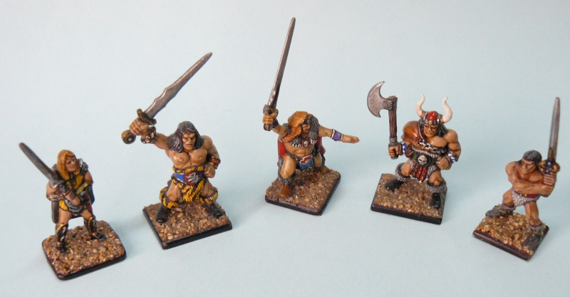 Barbarian Warband Barbar10