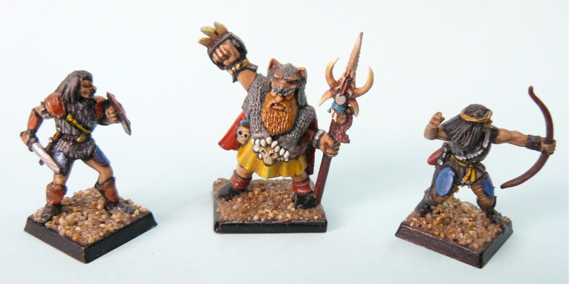 Barbarian Warband Barbar12