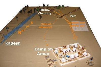 La battaglia di Qadesh Kadesh10