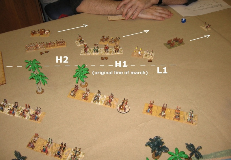 La battaglia di Qadesh Kadesh12